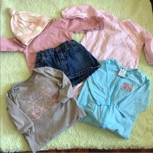 Other - Cool weather baby girls clothing lot